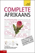 Teach Yourself: Complete Afrikaans, Book and 2 Audio-CDs (MP3 compatible)