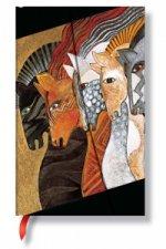 Zápisník - Moroccan Mares Wrap, midi 120x170