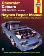 Chevrolet Camaro (1982-92) All Models Automotive Repair Manu