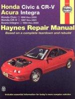 Honda Civic & Cr-V & Acura Integra (94 - 01)