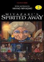 Spirited Away Film Comic, Vol. 2