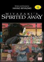 Spirited Away Film Comic, Vol. 4