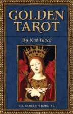 Golden Tarot [With W 120 Page Book]