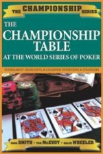 Championship Table at the World Series of Poker (1970-2003)
