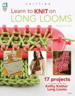 Learn to Knit on Long Looms