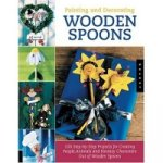 Painting and Decorating Wooden Spoons