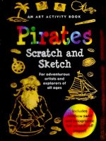 Sketch and Scratch Pirates