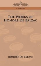 Works of Honore De Balzac