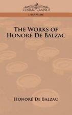 Works of Honore de Balzac