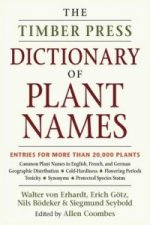 Timber Press Dictionary of Plant Names