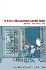Rise of the American Comics Artist