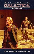 Battlestar Galactica Origins: Starbuck & Helio