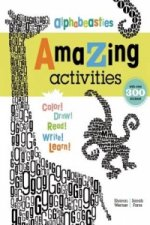 Alphabeasties Amazing Activities