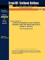 Outlines and Highlights for Early Childhood Education Today