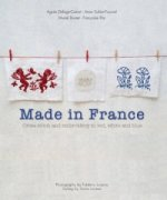 Made in France: Cross-stitch and Embroidery in Red, White an