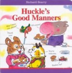 Richard Scarry Huckle's Good Manners