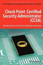 Check Point Certified Security Administrator (CCSA) Certific