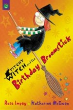Birthday Broomstick