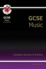 GCSE Music Complete Revision & Practice with Audio CD (A*-G Course)