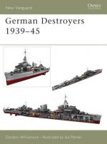 German Destroyers 1939-45