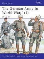 German Army in World War I