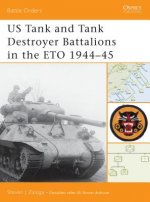 US Tank and Tank Destroyer Battalions in the ETO, 1944-45