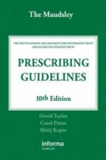 Maudsley Prescribing Guidelines
