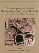 Development of Pre-state Communities in the Ancient Near Eas
