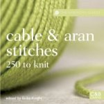Cable & Aran Stitches