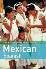 Rough Guide Phrasebook Mexican Spanish