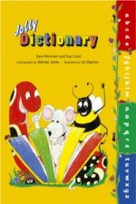 Jolly Dictionary (Hardback edition in print letters)