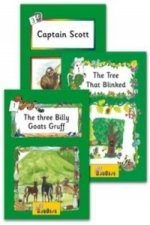 Jolly Phonics Readers, Complete Set Level 3