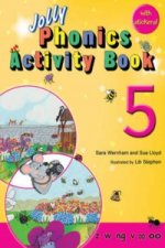 Jolly Phonics Activity Book 5