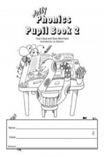 Jolly Phonics Pupil Book 2 (black & white edition)
