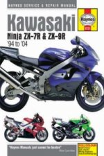 Kawasaki ZX-7R and ZX-9R Service and Repair Manual