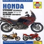 Honda VTR1000F (FireStorm, Super Hawk) and XL1000V Varadero)