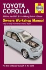 Toyota Corolla Service and Repair Manual