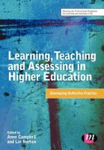 Learning, Teaching and Assessing in Higher Education
