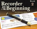 Recorder from the Beginning - Book 2