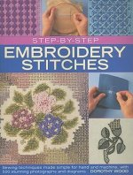 Step-by-step Embroidery Stitches