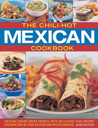 Chili-hot Mexican Cookbook
