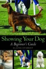Showing Your Dog