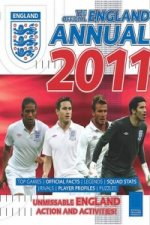 Official England Annual 2011