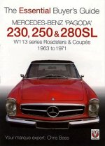 Mercedes Benz Pagoda 230SL, 250SL and 280SL Roadsters and Co