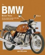 BMW Boxer Twins 1970-1995 Bible