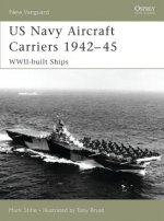 US Navy Aircraft Carriers 1939-45