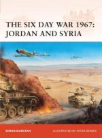 Six Day War 1967: Jordan and Syria