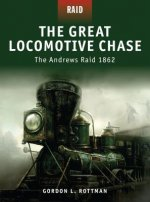 Great Locomotive Chase - the Andrew's Raid 1862