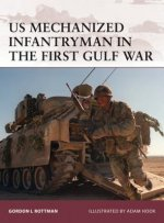 US Mechanized Infantryman in the First Gulf War