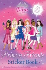 Princess Friends Sticker Book